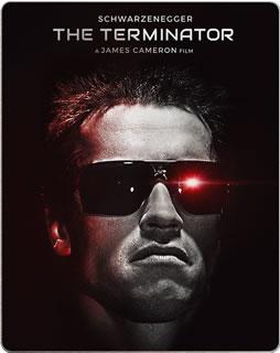 ターミネーター 日本語吹替完全版 スチールブック仕様〈完全数量限定生産〉 [Blu-ray]