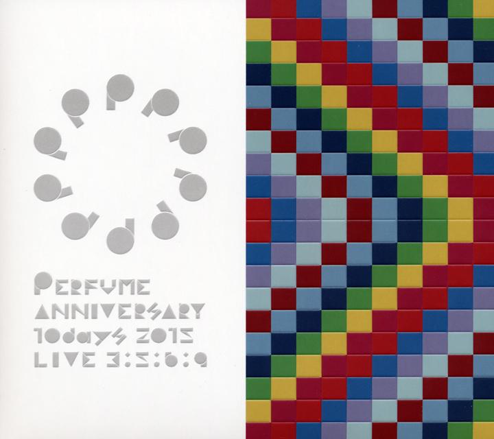 Perfume/Perfume Anniversary 10days 2015 PPPPPPPPPP「LIVE 3:5:6:9」〈初回限定盤・2枚組〉 [DVD]