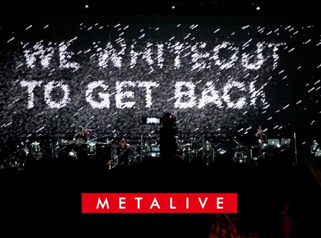 METAFIVE/METALIVE [Blu-ray]