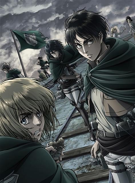 進撃の巨人 Season2 Vol.1〈2枚組〉 [DVD]