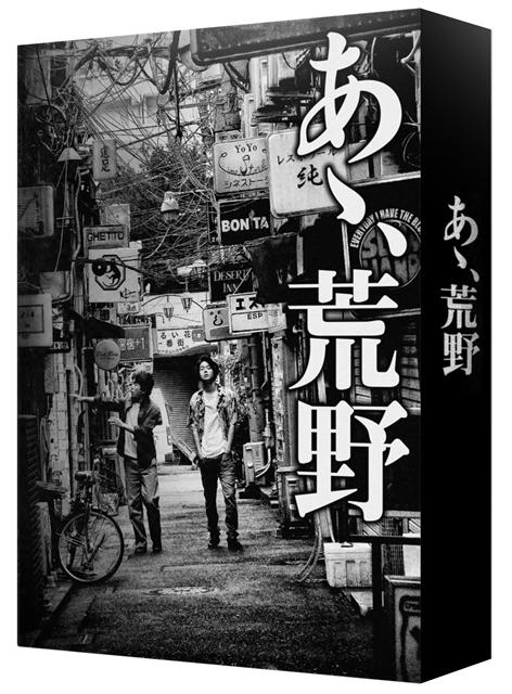 あゝ、荒野 特装版 DVD-BOX〈3枚組〉 [DVD]