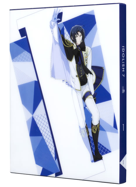 アイドリッシュセブン 1〈特装限定版〉 [DVD]