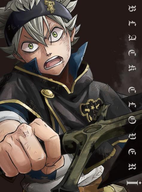 ブラッククローバー ChapterI〈2枚組〉 [Blu-ray]