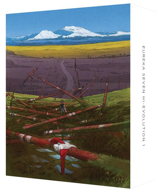 交響詩篇エウレカセブン ハイエボリューション 1〈特装限定版・2枚組〉 [Blu-ray]