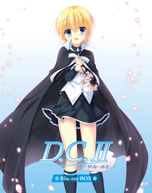 D.C.II~ダ・カーポII~ Blu-ray...