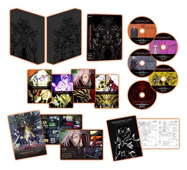 牙狼<GARO>-VANISHING LINE- Blu-ray BOX 2〈5枚組〉 [Blu-ray]
