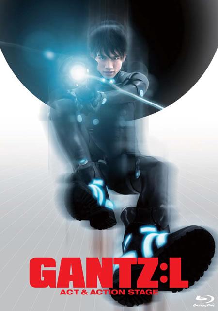 舞台 GANTZ:L-ACT&ACTION STAGE-〈2枚組〉 [Blu-ray]
