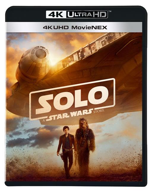 ハン・ソロ/スター・ウォーズ・ストーリー 4K UHD MovieNEX〈4枚組〉 [Ultra HD Blu-ray]