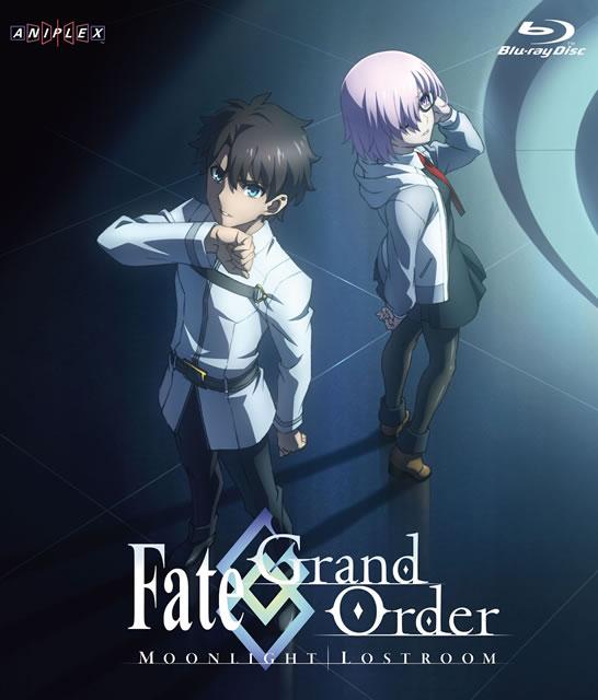 Fate/Grand Order-MOONLIGHT/LOSTROOM- [Blu-ray]