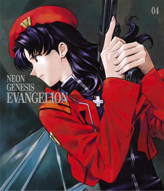新世紀エヴァンゲリオン STANDARD EDITION Vol.4 [Blu-ray]