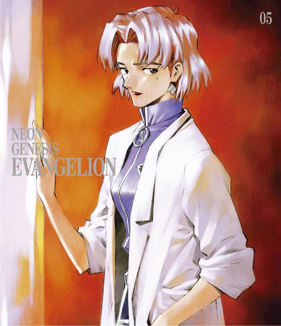 新世紀エヴァンゲリオン STANDARD EDITION Vol.5 [Blu-ray]