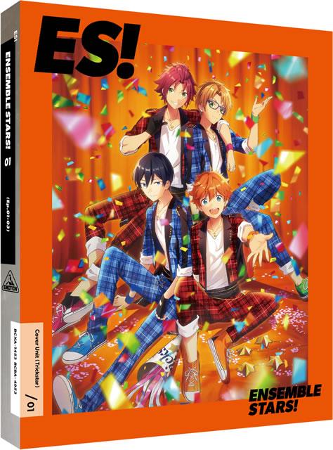 あんさんぶるスターズ! 01〈特装限定版〉 [Blu-ray]
