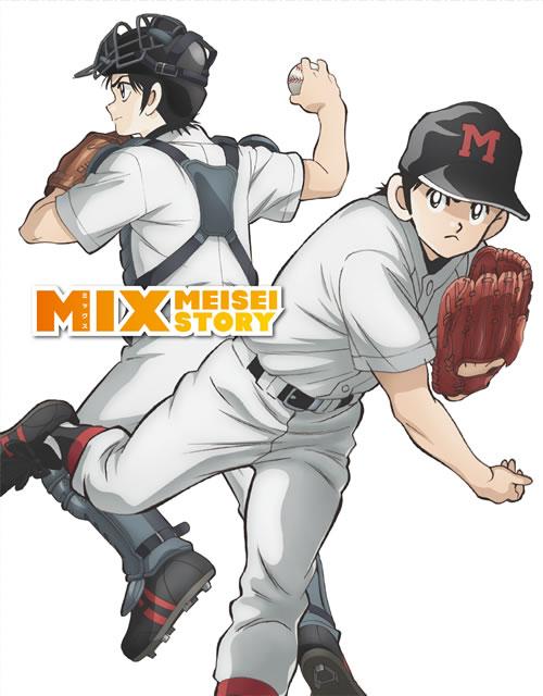 MIX DVD BOX Vol.1〈完全生産限定版・3枚組〉 [DVD]