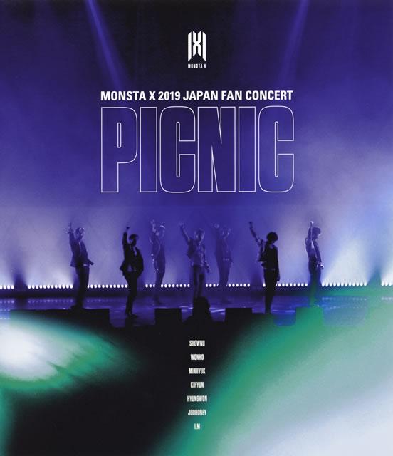 MONSTA X/2019 JAPAN FAN CONCERT PICNIC [Blu-ray]