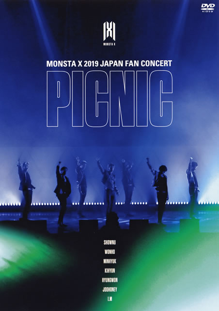 MONSTA X/2019 JAPAN FAN CONCERT PICNIC〈2枚組〉 [DVD]