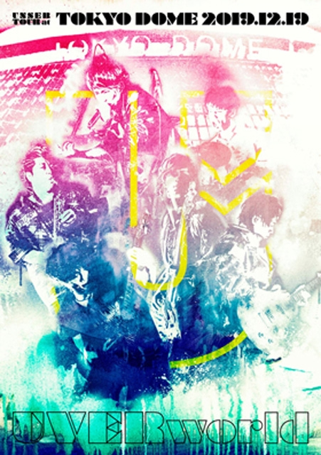 UVERworld/UNSER TOUR at TOKYO DOME [Blu-ray]