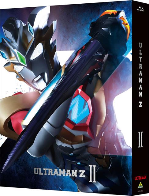 ウルトラマンZ Blu-ray BOX II〈3枚組〉 [Blu-ray]