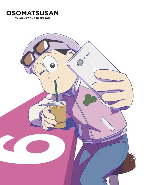 おそ松さん第3期 第6松 [Blu-ray]