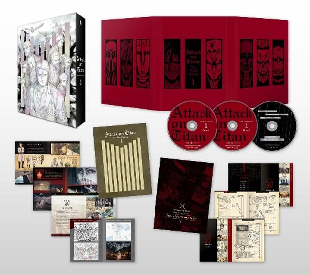 進撃の巨人 The Final Season 1〈初回限定・2枚組〉 [Blu-ray]