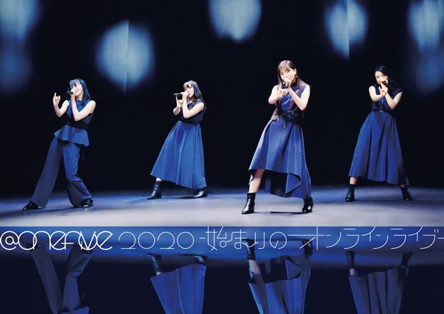 @onefive/@onefive 2020-始まりのオンラインライブ- [DVD]