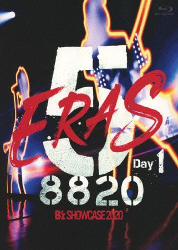 B'z/B'z SHOWCASE 2020-5 ERAS 8820-Day1 [Blu-ray]