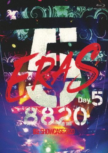 B'z/B'z SHOWCASE 2020-5 ERAS 8820-Day5 [Blu-ray]