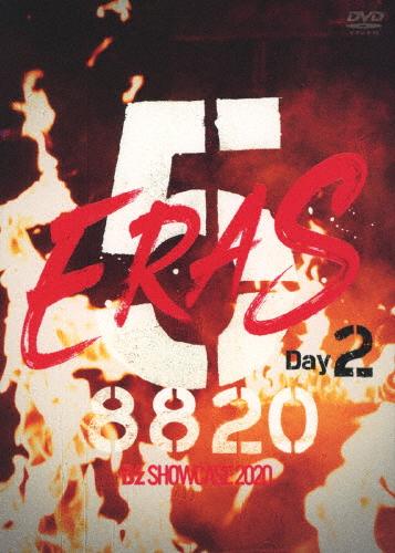 B'z/B'z SHOWCASE 2020-5 ERAS 8820-Day2 [DVD]
