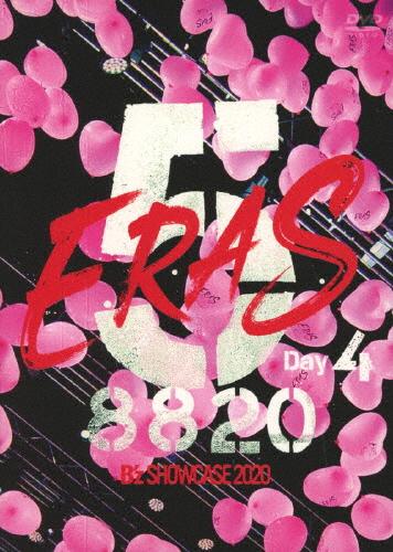 B'z/B'z SHOWCASE 2020-5 ERAS 8820-Day4 [DVD]