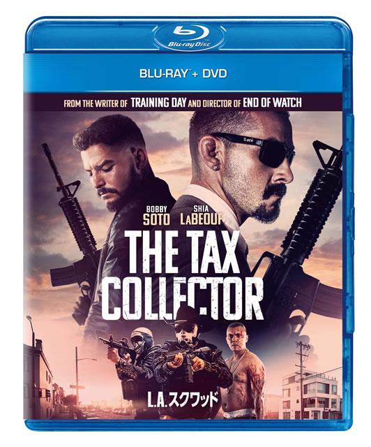 L.A.スクワッド ブルーレイ+DVD〈2枚組〉 [Blu-ray]