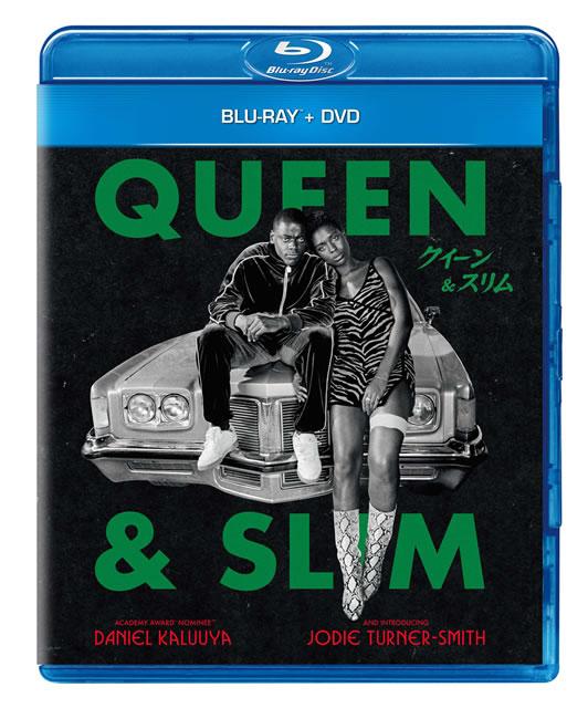 クイーン&スリム ブルーレイ+DVD〈2枚組〉 [Blu-ray]