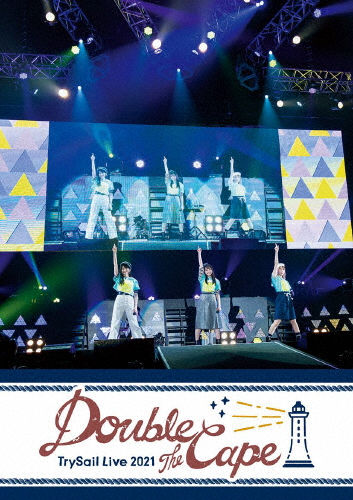 """TrySail/Live 2021""""Double the Cape"""" [Blu-ray]"""