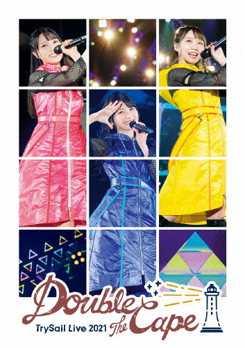 """TrySail/Live 2021""""Double the Cape""""〈初回生産限定盤・2枚組〉 [Blu-ray]"""