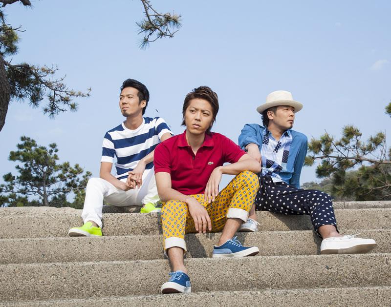逗子三兄弟『Stay with 海』の3...