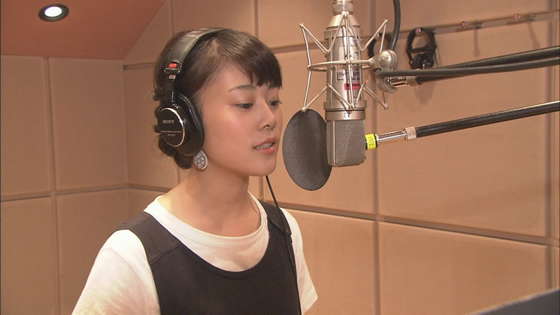 高畑充希が劇中歌&声優を担当、NHK「花は. \u201c