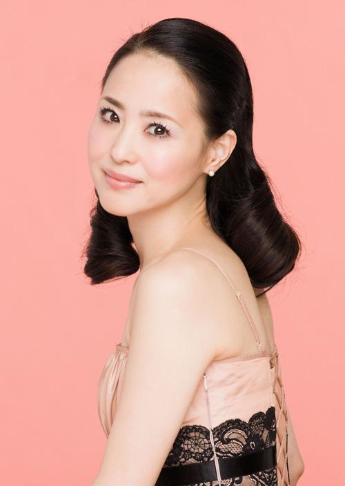ファッションモデルの松田聖子さん