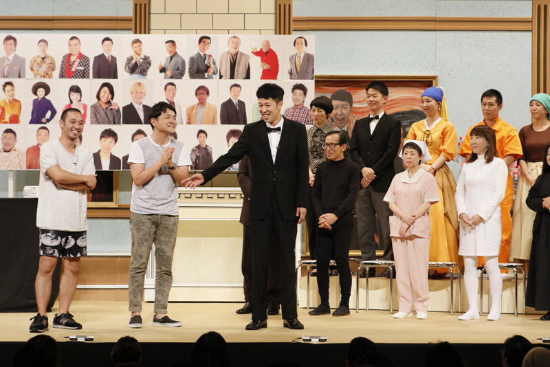 吉本新喜劇 小籔座長東京公演201...