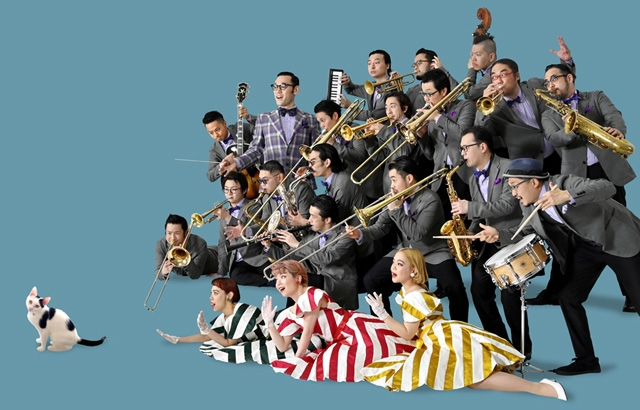 Gentle Forest Jazz Band、5thアルバムをリリース&レコ発ツアー開催