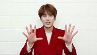 SUPER JUNIOR-KYUHYUN アルバム『ONE VOICE』コメント